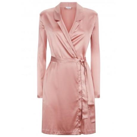 Silk Reward robe pink