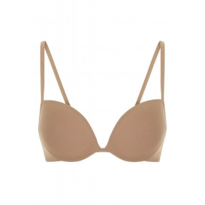 Sexy Town push up bra nude