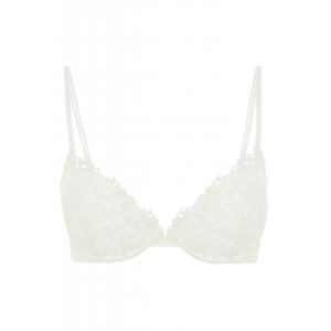Petit Macrame push up bra Ivory