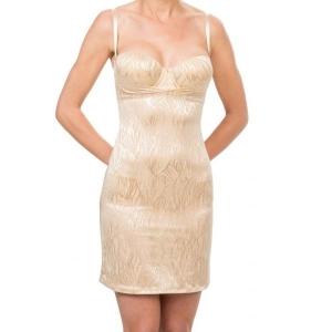 Elastick shape dress nude SALE