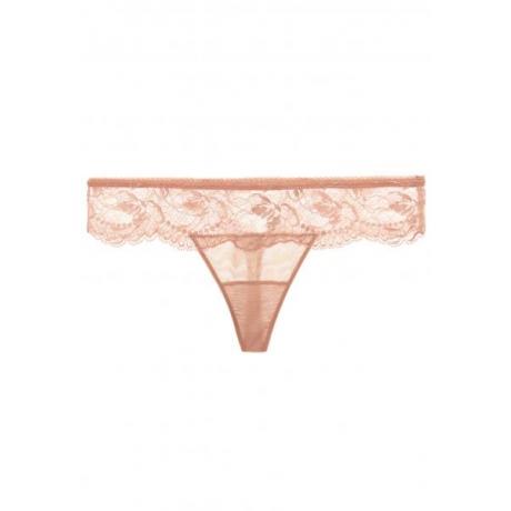 Brigitta La Perla stringit rose