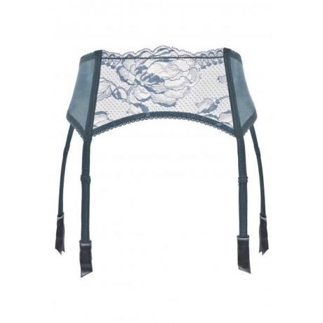 Brigitta La Perla пояс для чулок синий S