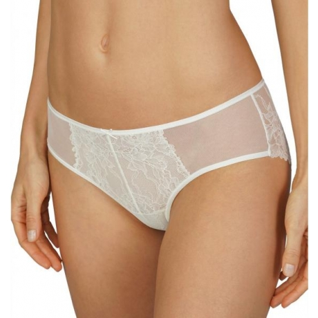 Fabulous lace hipster brief ivory S