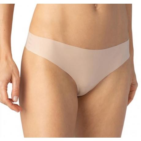 Second me soft  seamless string brief beige