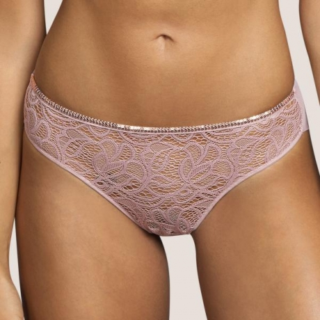 Lynx lace brief beige