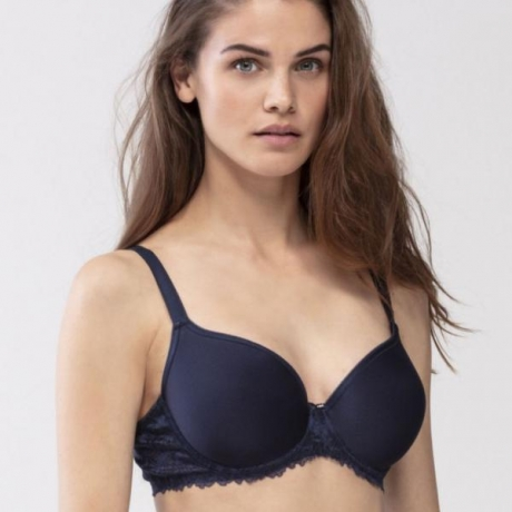 Luxurious Spacer T-shirt bra dark blue