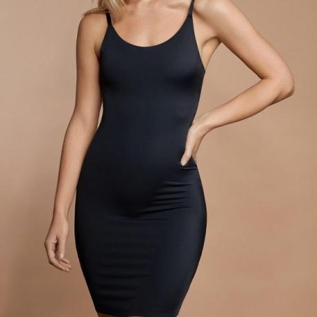 Invisible dress black M