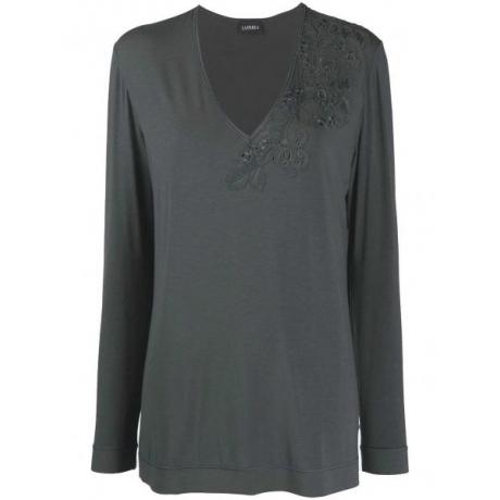 Maison home La Perla pitkähihainen paita musta M