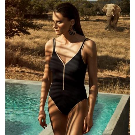 Pura swimsuit black COMING SOON