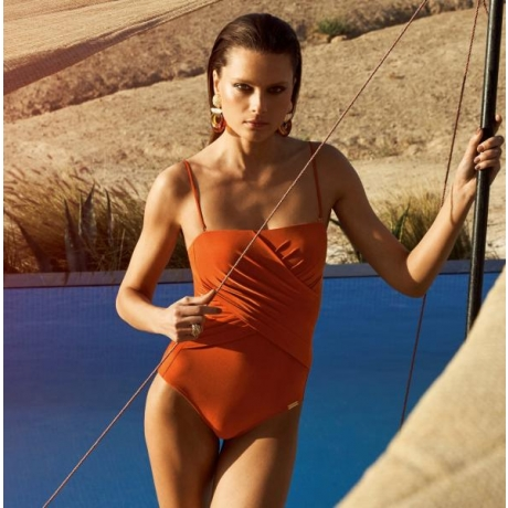 Santorial  swimsuit orange