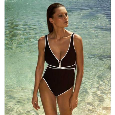Scope swimsuit black