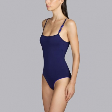 Boheme swimsuit blue B75