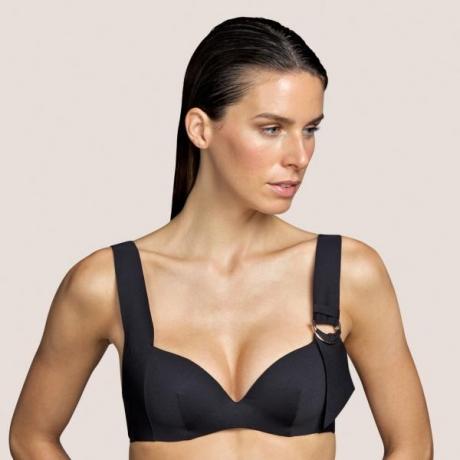 Kathryn padded bikini bra black