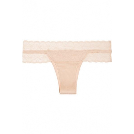 Silk brief L