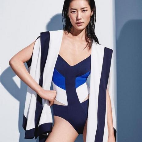 Color Power swimsuit