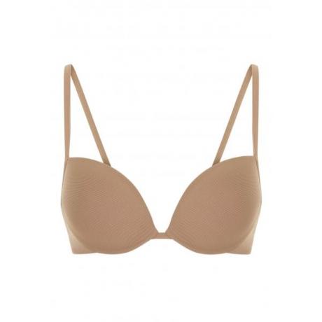 Sexy Town push up bra nude