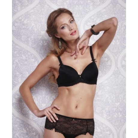 Sorbet T-shirt bra black