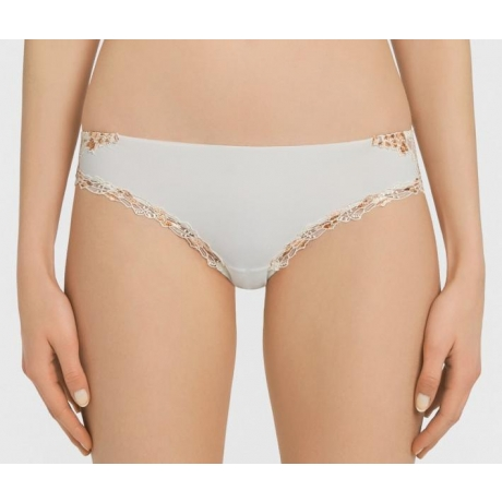 Love Stone  La Perla classic brief Ivory