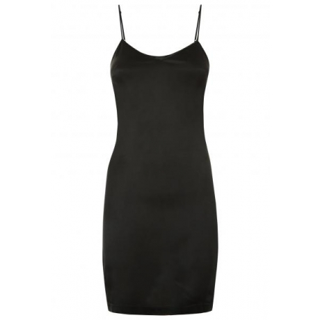 Silk Reward nightdress black