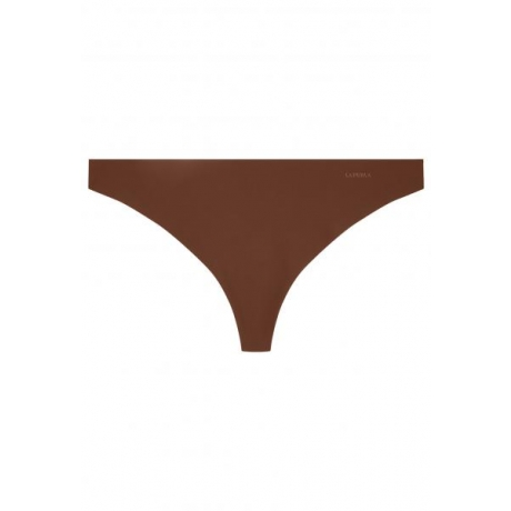 Second Skin string brief brown