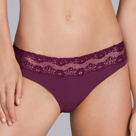 Verbier classic brief wine red