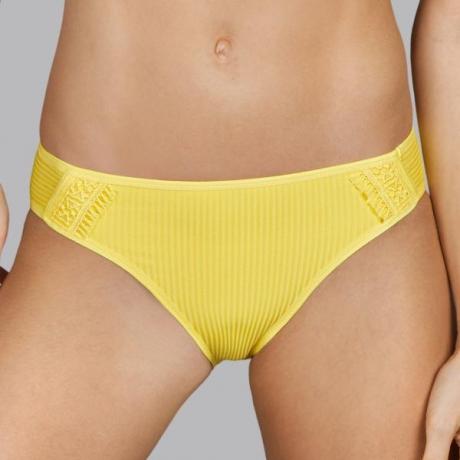 Sun bikini brief yellow