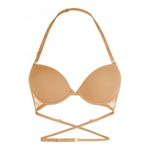 Shape Allure multifunctional bra nude