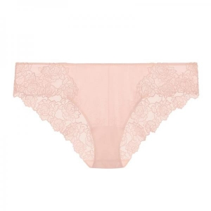 Bella La Perla classic brief rose
