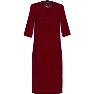 Tres Souple La Perla nigh dress bordeaux