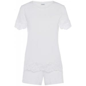 Tres Souple  La Perla pyjama valkoinen