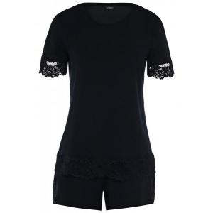 Tres Souple  La Perla lace pajama black