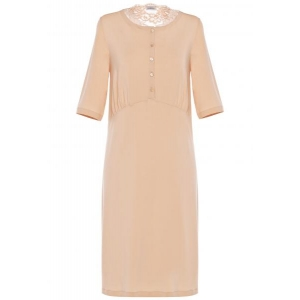 Tres Souple La Perla nigh dress peach
