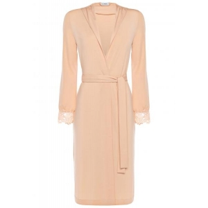 Tres Souple La Perla short robe peach M