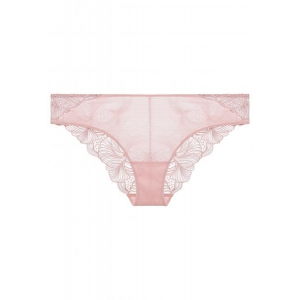 Camelia La Perla klassikaline püks rose