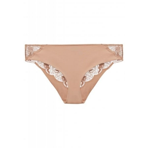 Beatrice La Perla medio brief beige