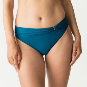 Cocktail bikini brief blue
