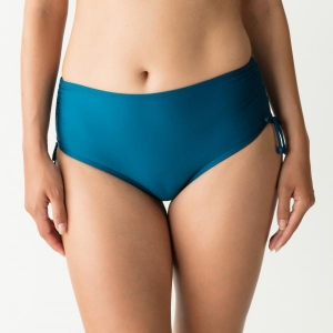 Cocktail high bikini brief blue