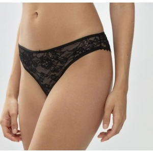 Fabulous lace string brief black
