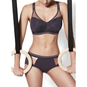 Luxury Sport spacer bra darkgray