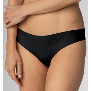 Second me soft  seamless string brief black