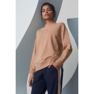 Anneta cotton sweater beige S