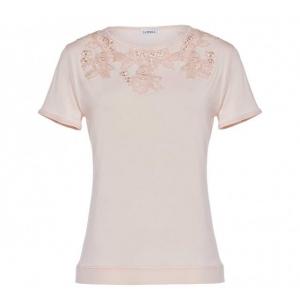 Maison home La Perla T-shirt dusty rose
