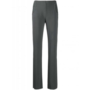 Maison home La Perla Trousers gray M
