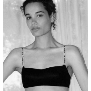 Imagine La Perla bralette bra black