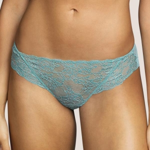 Tiger brief light green