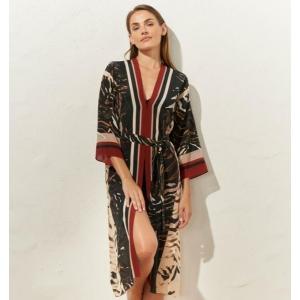 Pura Wild dessert silkki kimono ruskea COMING SOON