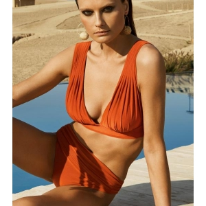 Santorial bikini brief orange