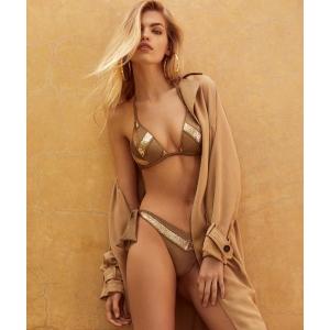 Moon bikini set gold B75 COMING SOON