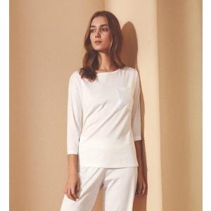 Bio Cotton T-shirt ivory