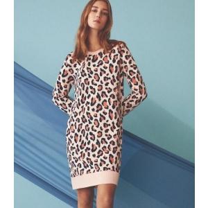 Lounge Lucy cotton dress peony